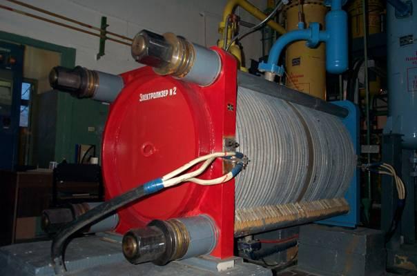 Инструкция по ремонту электролизеров сэу-20