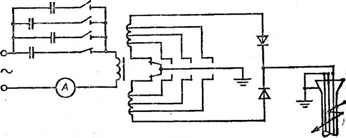 Схема установки УПДК-15/10