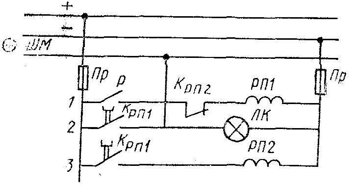 Схема «пульс-пара»