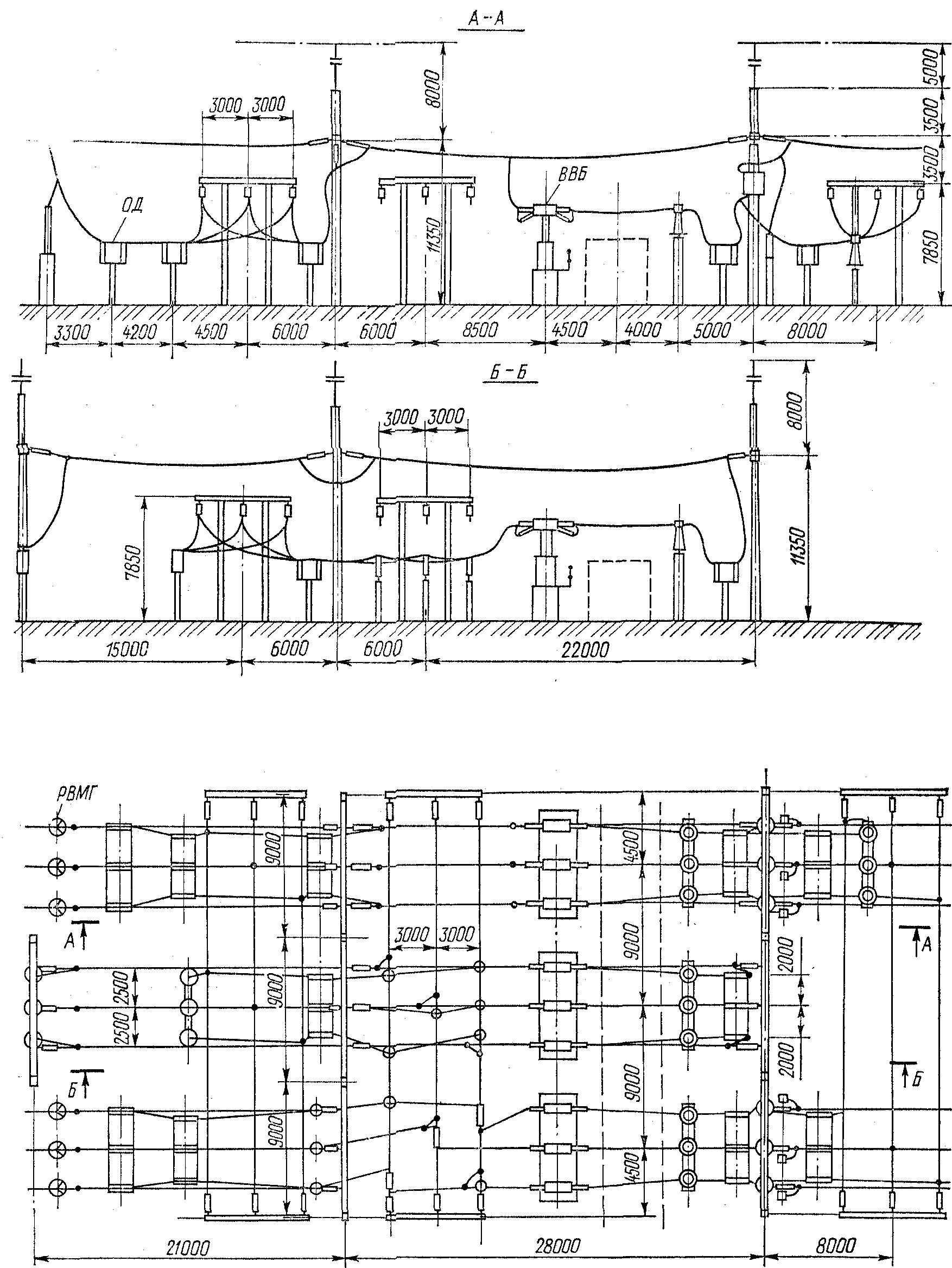 Типовые схемы энергосетьпроекта