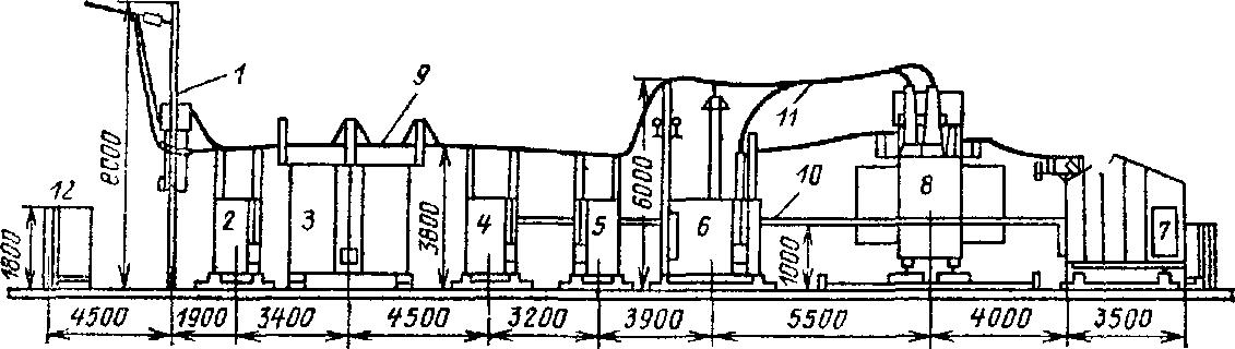 типа КТПБ 110/6—10 кВ с