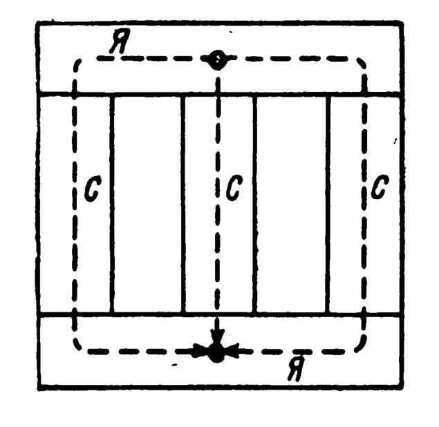 Трехфазный трансформатор может