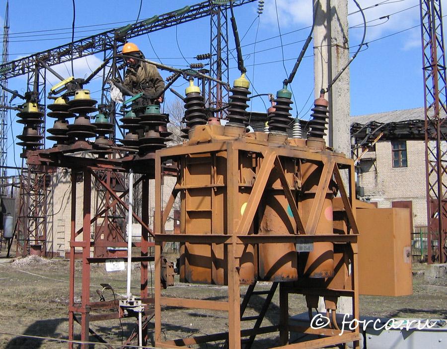 система технического обслуживания и планово-предупредительного ремонта энергетического оборудования и сетей