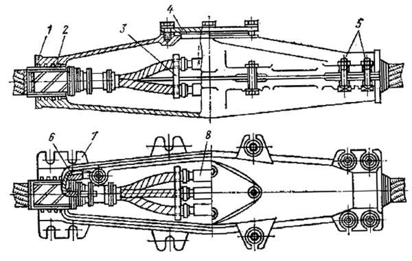 техническое обслуживание воздушных линий напряжением до 1000 в