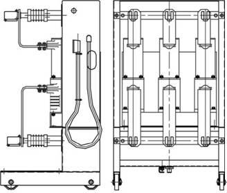 выкатной элемент CSIM 1-10 с ВБ