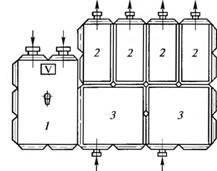 Монтажная схема щитка приборов ваз 2118