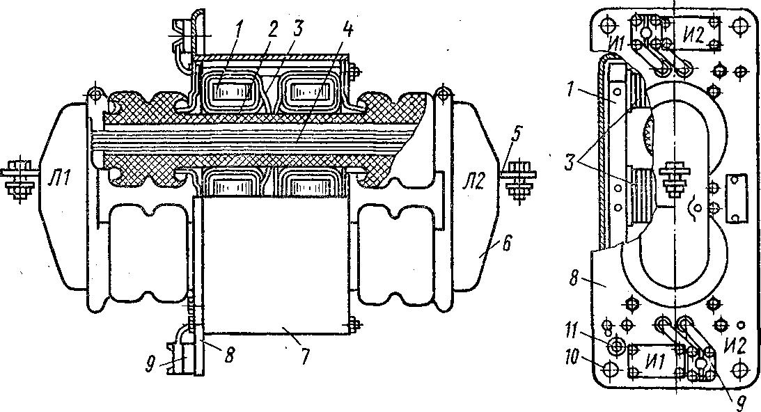 Трансформатор тока ТПФ-10: