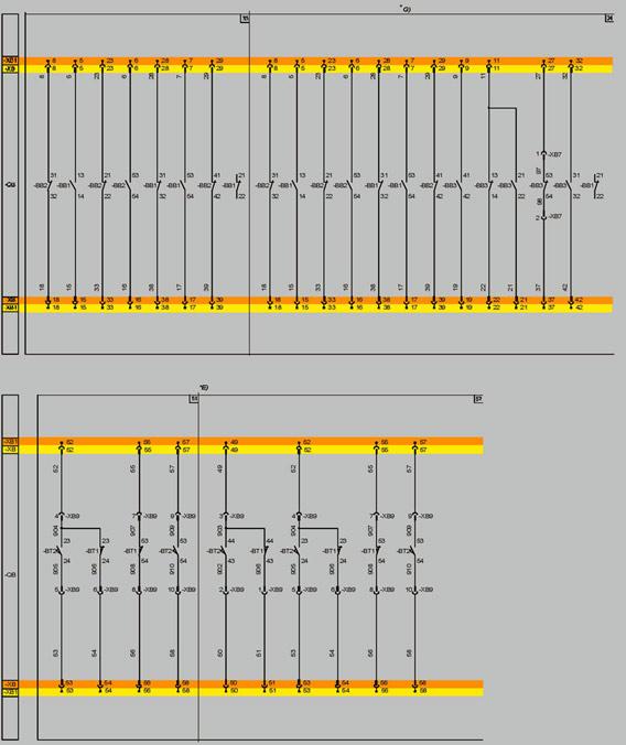 Номер рисунка схемы